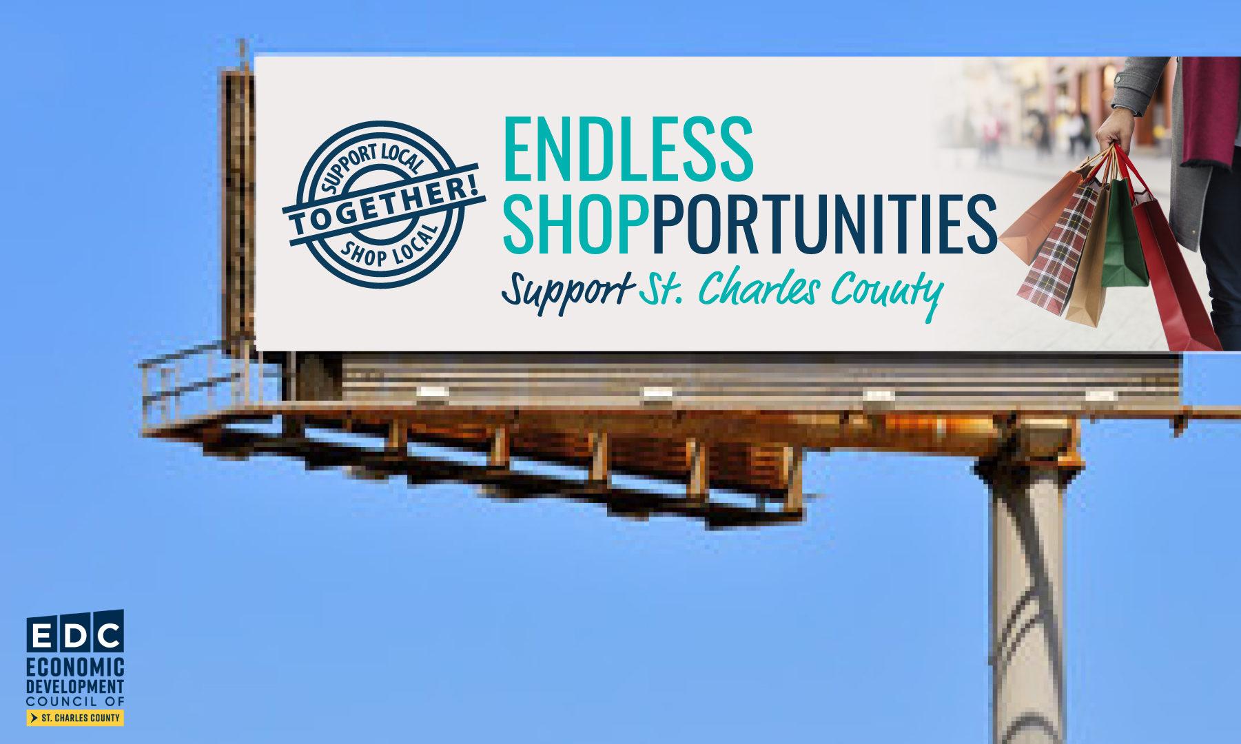 EDC of St. Charles Billboard