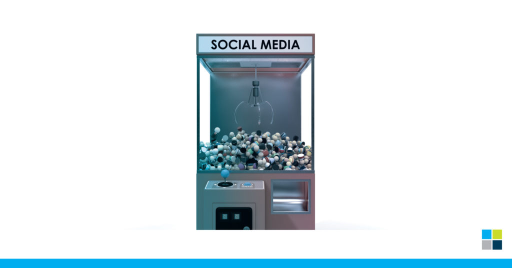 Social Media Best Practices Claw Machine